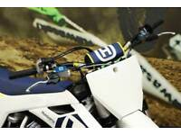Husqvarna FC 450 Motocross bike electric start (EFI)