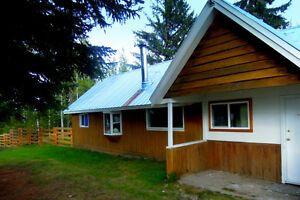 Affordable 3-Bedroom Home or Vacation Cabin in Horsefly Village Williams Lake Cariboo Area image 8
