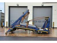 2011 HYVA Skip Loader Equipment. Telescopic Arm Skip Loader Equipment