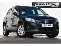 2011 Volkswagen Tiguan 2.0 TDI BlueMotion Tech Match (s/s) 5dr