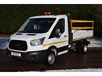 Ford Transit S/cab tipper T350 125 ps 6 speed