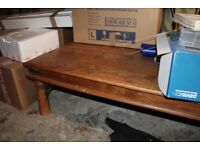 Large Indian Jali Coffee Table