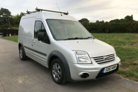 2011 Ford Transit Connect Limited 1.8TDCi 110PS T230 LWB High Roof Silver Van