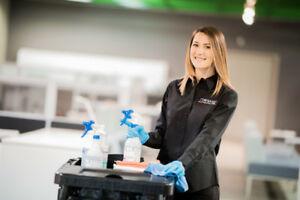 Morning Commercial Cleaner