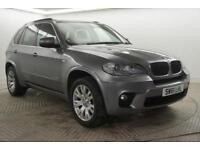 2011 BMW X5 XDRIVE30D M SPORT Diesel grey Automatic