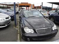 Mercedes-Benz C320 3.0TD CDI 7G-Tronic 2006MY Avantgarde SE