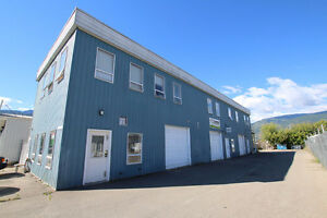 Salmon Arm - 684sqft Shop for Lease