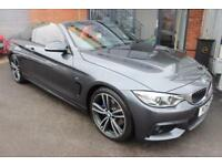 BMW 420d M SPORT PLUS-BMW SERVICE PACK-360 CAMERA-HARMAN KARDON