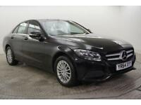 2014 Mercedes-Benz C Class C220 BLUETEC SE Diesel black Manual