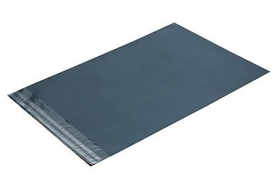 25 Premium Grey Strong Mail Mailing Postal Bags 10 x 14 (250x350mm) Polythene