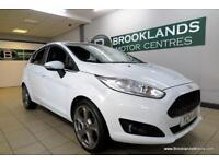 Ford Fiesta Titanium X 1.0T EcoBoost 100PS S/S [ST REPLICA, 3X SERVICES, RECARO