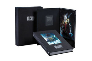 The Art of Blizzard Entertainment - Deluxe Edition - *NEW* /1500