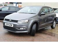 2014 Volkswagen Polo 1.0 BlueMotion Tech S (s/s) 3dr
