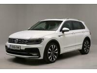 2018 Volkswagen Tiguan 2.0 TDi BMT 150 R Line 5dr SPORT SUSPENSION - PROGRESSIVE