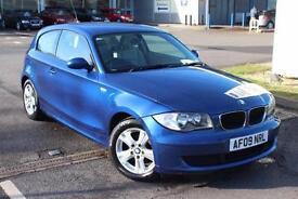 2009 BMW 1 Series 2.0 118d ES 3dr