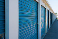 Two 10x30 STORAGE UNITS Available