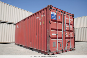 20' and 40' Storage and Sea Containers for Sale And Rent