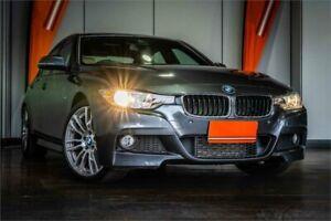 2014 BMW 3 Series F30 MY1114 320d M Sport Grey 8 Speed Sports Automatic Sedan