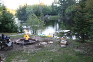 Waterfront cottage in the muskokas ... July 22-27