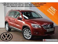 2011 Volkswagen Tiguan 2.0TDI 4Motion Sport-SAT NAV-LEATHER-4X4-