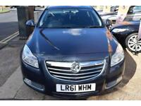 GOOD CREDIT CAR FINANCE AVAILABLE 2011 11 VAUXHALL INSIGNIA 2.0CDTi EXCLUSIVE
