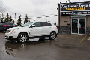2010 Cadillac SRX Luxury AWD, WE FINANCE ANYONE, 0 DOWN AVAIL.