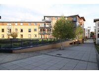 2 Bedroom 2 Bathroom Semi Furnished flat with 2 Parkings in Commonwealth Drive, Crawley