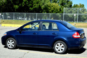 2008 Nissan Versa 1.8 SL Sedan good condition for sale!