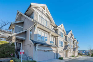 coquitlam  center beautiful townhouse for sale