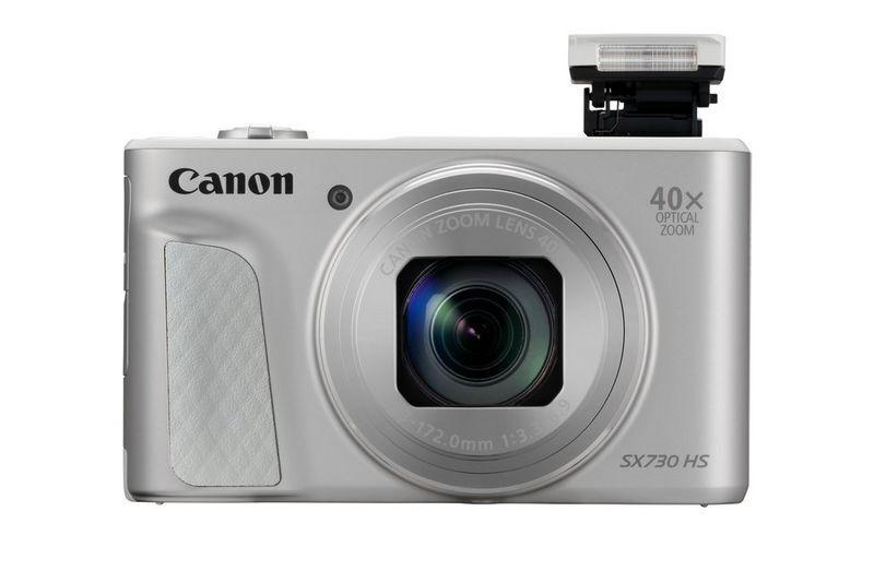 Canon Powershot SX730HS Macchina fotografica digitale con 40fach Zoom ottico
