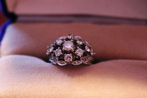 ESTATE 14 & 18k GOLD AND DIAMOND JEWELERY PEARLS AND MORE