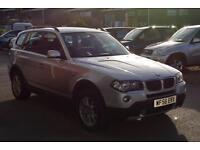 2006 BMW X3 2.0 20d SE 5dr