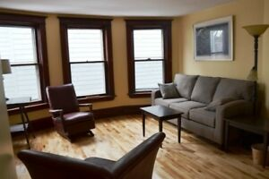 One bedroom furnished apartment in Charlottetown