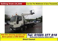 1995 - M - IVECO 60E14 KING K149T HOIST (GUIDE PRICE)