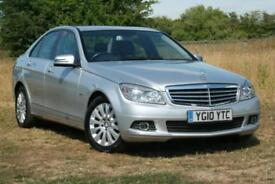 Mercedes-Benz C200 CDI BlueEFFICIENCY Elegance Auto