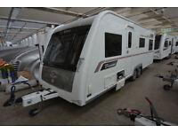 2013 Elddis Crusader Super Storm 6 Berth Touring Caravan