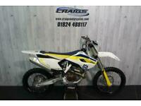Husqvarna FC 250 2015 MOTOCROSS BIKE ONE HOURS USE AT CRAIGS MOTORCYCLES