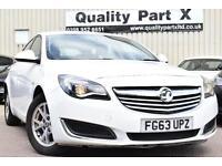2013 Vauxhall Insignia 2.0 CDTi ecoFLEX Design 5dr (start/stop)