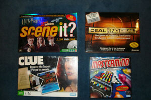 Miscellaneous Board Games