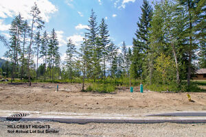 Salmon Arm - Hillcrest Heights Lot 21, 0.20 Acres