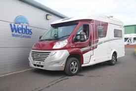 2014 Dethleffs Globebus T2