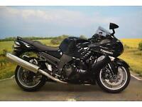 Kawasaki ZZR 1400 2008
