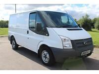 Ford Transit 2.2TDCi ( 100PS )Low Roof 260 SWB Diesel Van 12 Reg £7495+ VAT