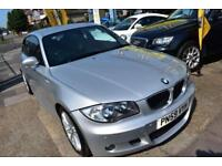 GOOD CREDIT CAR FINANCE AVAILABLE 2009 59 BMW 116d M SPORT 3 DOOR