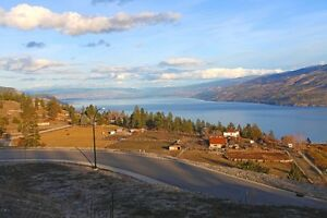 Amazing Okanagan lake Views