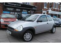 Ford Ka 1.3 PERFECT FIRST CAR NEW MOT 07/2018 FULLY VALETED