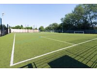 We need 2 players for todays 6pm friendly football at Mile End, Canary Wharf