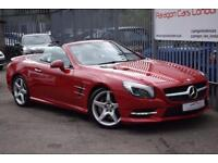 2014 Mercedes-Benz SL SL350 Coupe Convertible 3.5 306 SS AMG Sport 7GT Petrol re