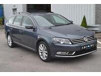 2014 Volkswagen Passat 1.6 TDI BlueMotion Tech Executive 5dr
