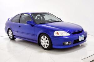 1997 to 2002  Honda Civic